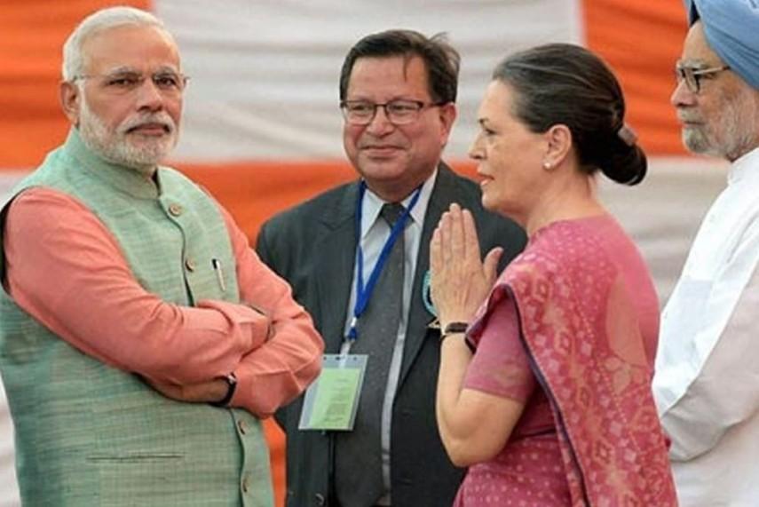 Sonia Gandhi Writes To PM Modi On