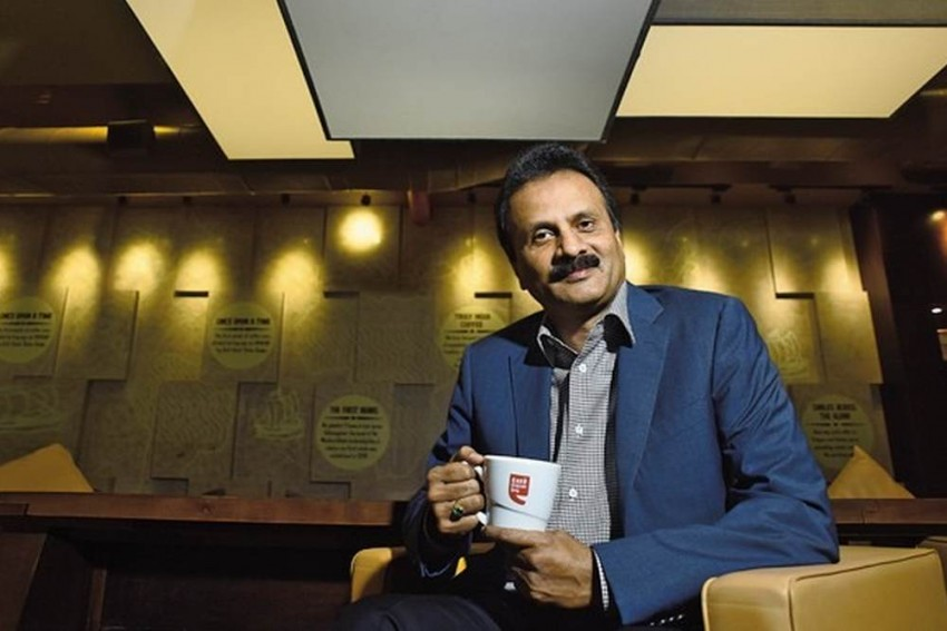 IT Sleuths Raid S.M. Krishna's Son-In-Law And Founder-Owner Of Café Coffee Day