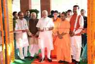 Modi Launches Cattle Health Fair In Varanasi, Says Nation Is BJP's Top Priority, Not Votes