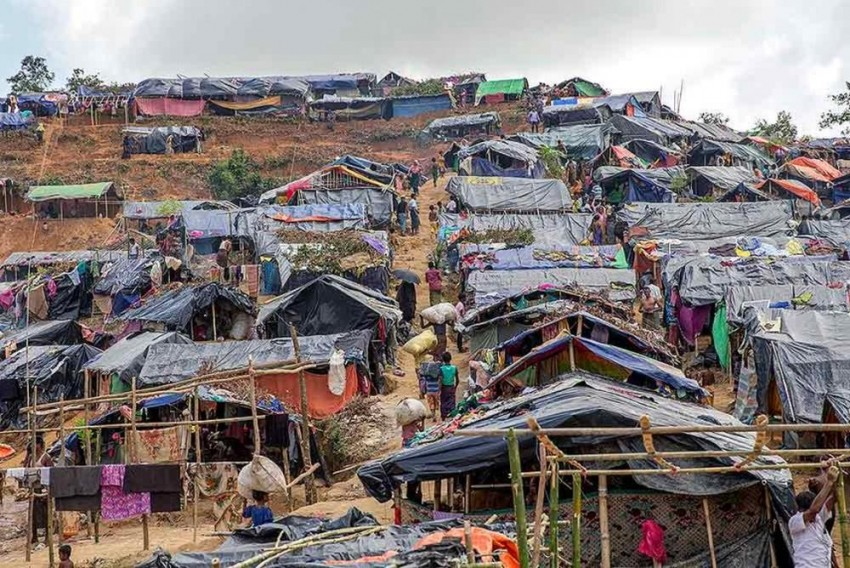 Influx Of Rohingyas Almost Over, Says Bangladesh