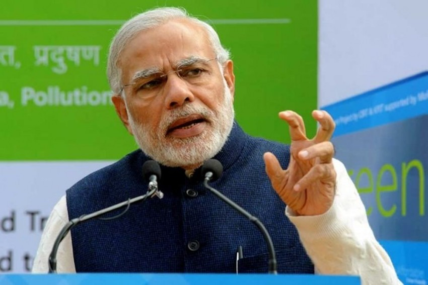 <em>Mann Ki Baat</em> Is To Connect With People Without Getting Swayed by Political Heat: PM Modi