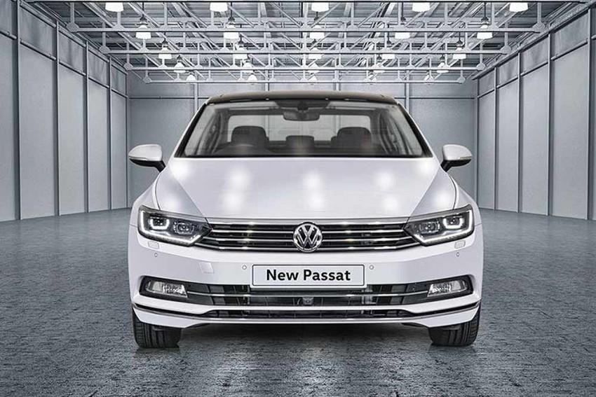 Production Of Volkswagen Passat Starts In India