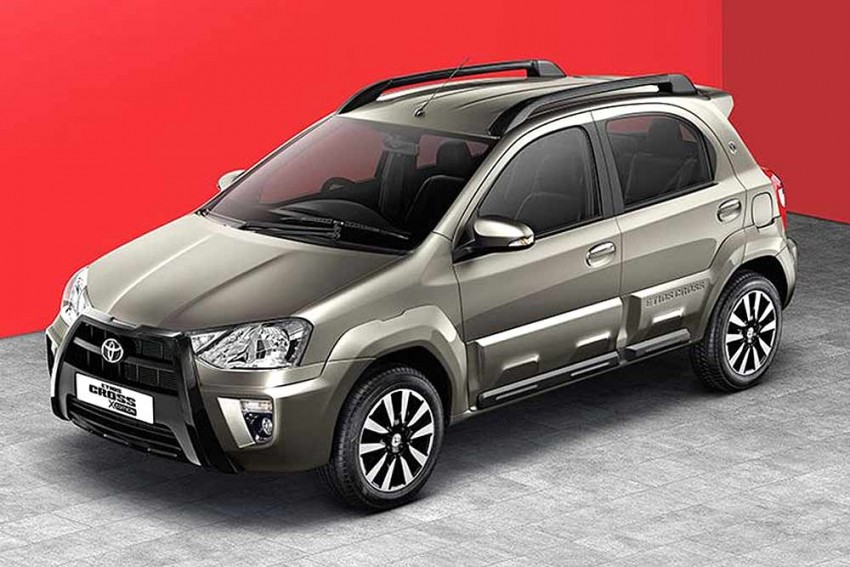 Toyota Launches Etios Cross X-Edition