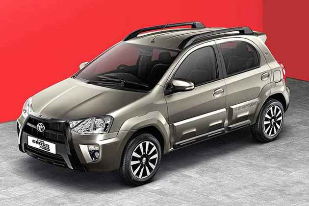 Toyota Launches Etios Cross X-Edition