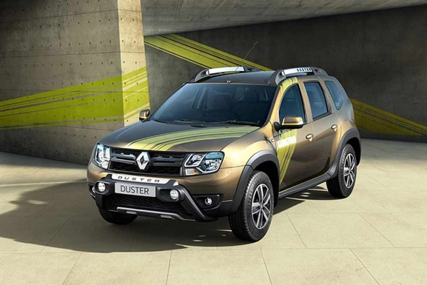 Renault Launches Duster Sandstorm Edition