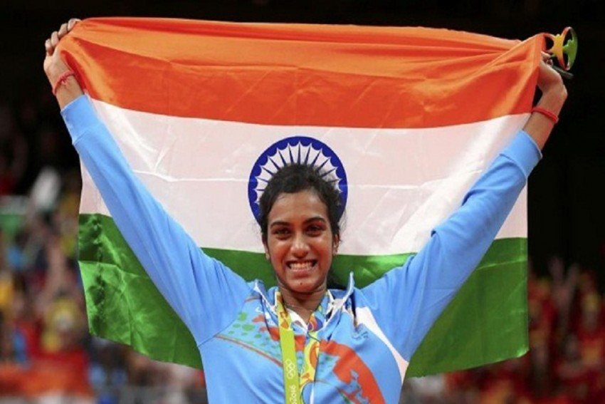 P.V. Sindhu Nominated For Padma Bhushan Award By Sports Ministry