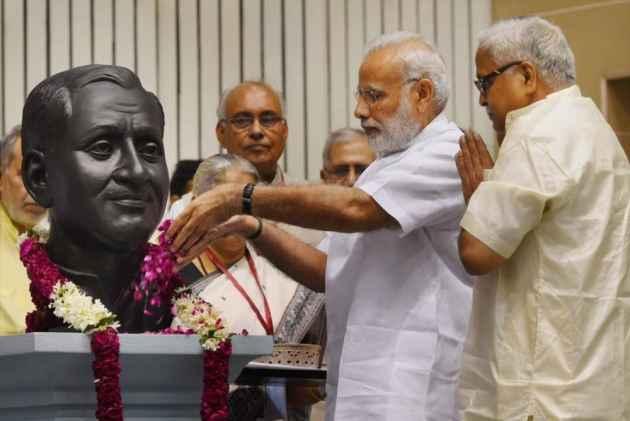 In BJP, What Makes Deendayal Upadhyay Take Primacy Over Syama Prasad Mukherjee Or Vajpayee?