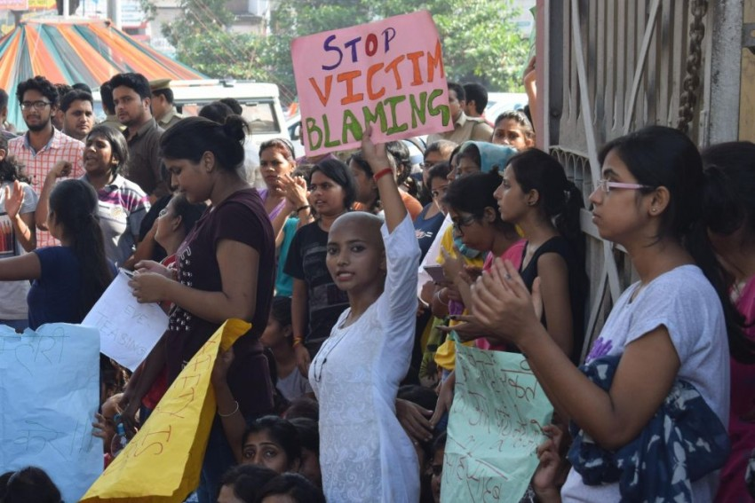 'The Fight Was Also Against BHU VC's Sexist Mentality,' Says Student Giving Blow-By-Blow Account Of The Police Crackdown