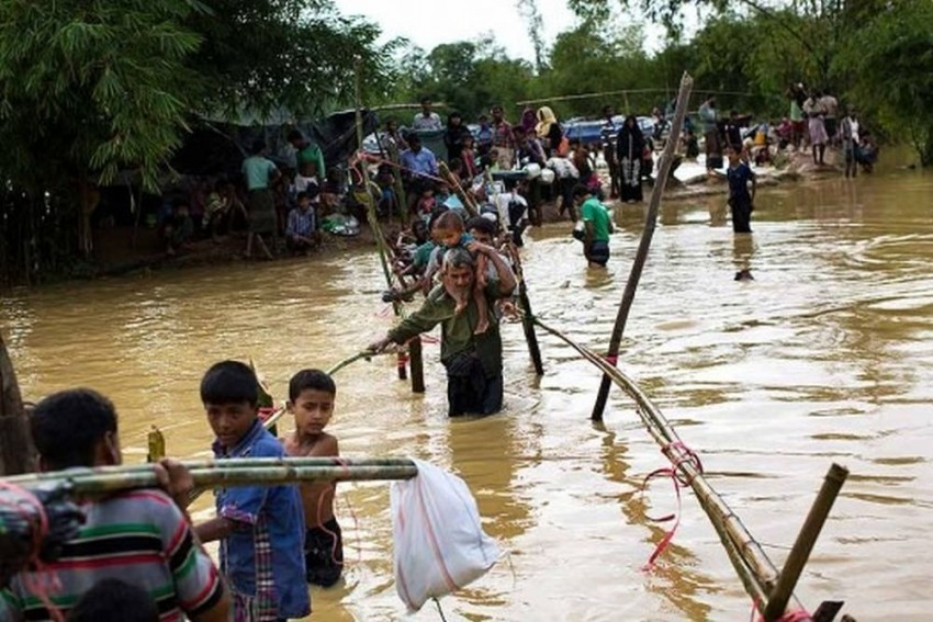 'No Ethnic Cleansing, No Genocide' Against Muslims, 'Fear Factor' Reason Behind Rohingya Exodus, Says Myanmar At UN