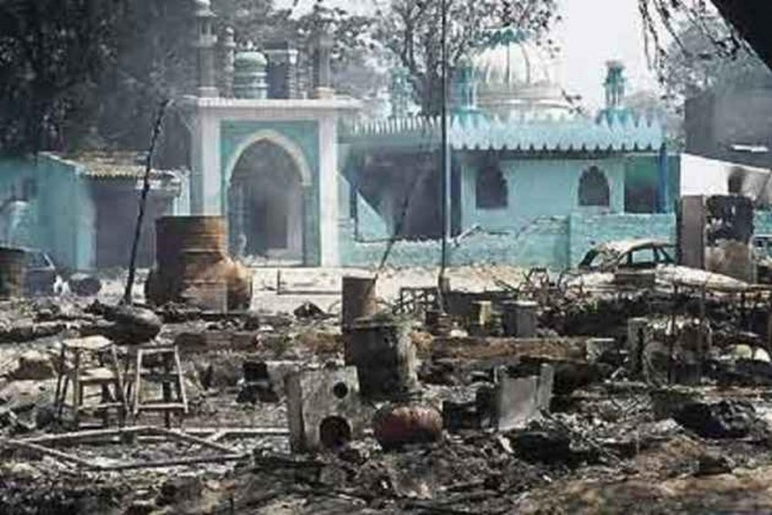 2002 Naroda Gam Riots: SIT Requests Judge To Visit Incident Site To Understand Topography