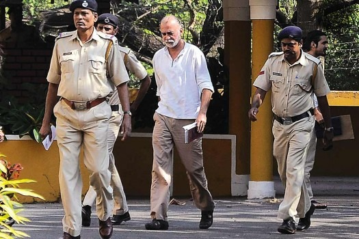Bombay HC Refuses To Stay Framing Of Charges Against Tarun Tejpal In Alleged Rape Case