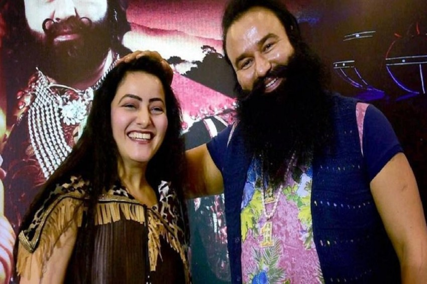 Honeypreet's Former Husband Alleges Threat To Life