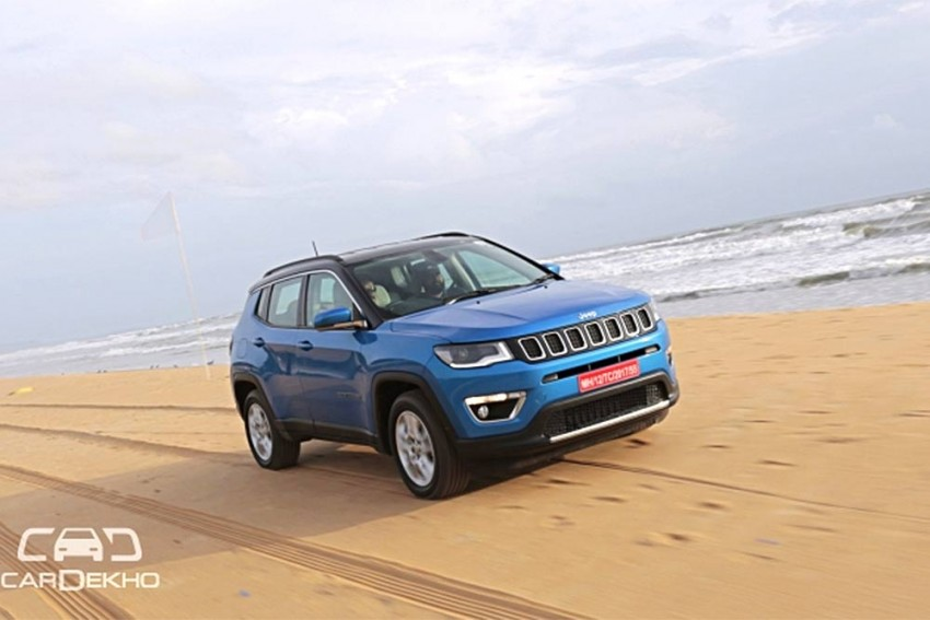Upcoming Fiat SUV Likely To Be Based On Jeep Compass