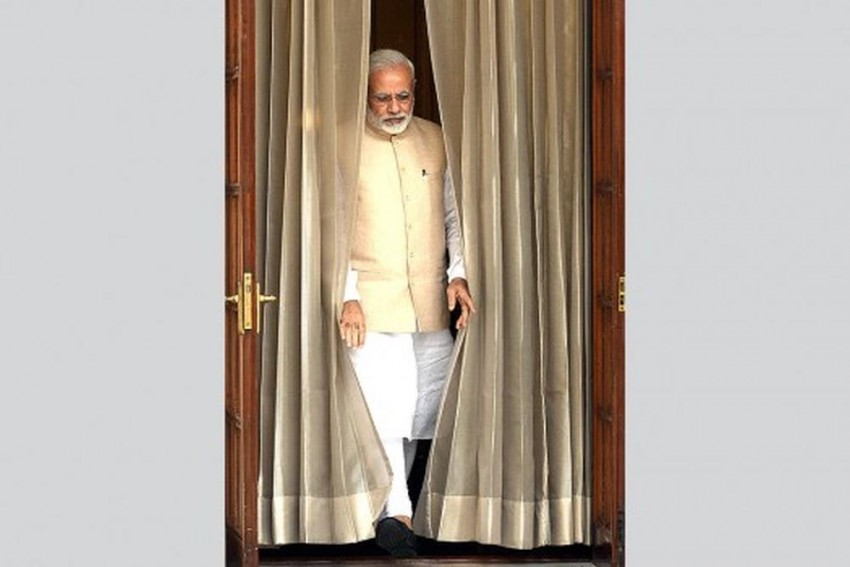 Six Ministers Including Rudy, Mishra Dropped In PM Modi's Cabinet Reshuffle