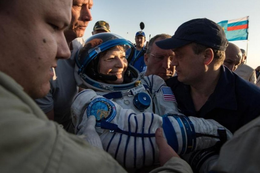 Record-Breaking NASA Astronaut Peggy Whitson Lands Safely On Earth After 288 Days