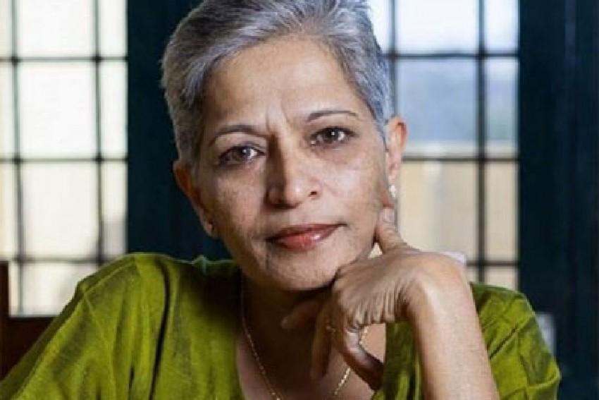 Murder Of Gauri Lankesh Prima Facie Mirrors That Of Kalburgi, Pansare And Dabholkar