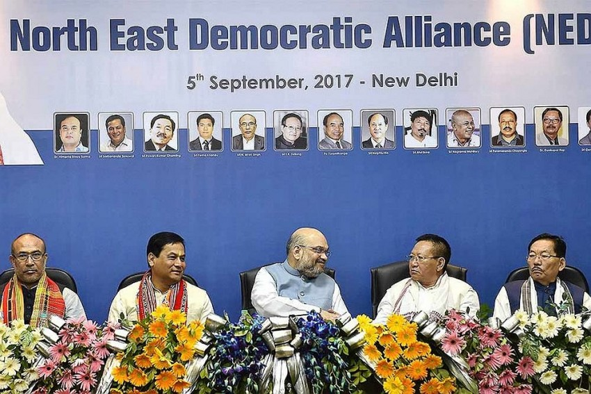 Won't Impose Food Habits, BJP Assures North-East Party Leaders