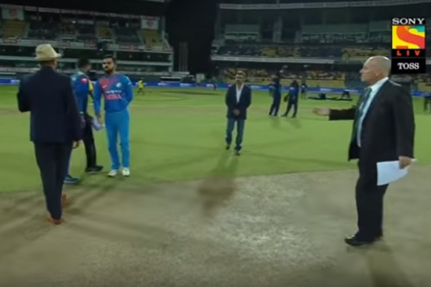 Did India Lose The Toss Against Sri Lanka In Last Match? A Mistake That Went Unnoticed