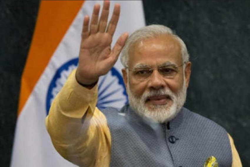 PM Modi Used Twitter To Woo Urban Voters, Tweet About Nationalism: US Study