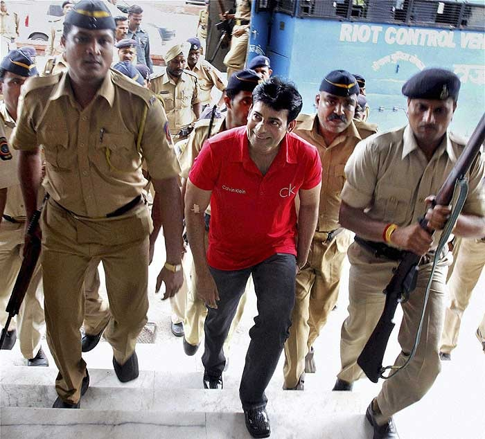 1993 Mumbai Blasts Case: Abu Salem Given Life Term, Two Others Sentenced To Death