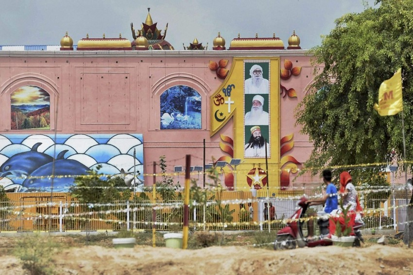 Dera Headquarters Search: Luxury Car, Old Notes, Computer, Hard Disks Recovered, Forensic Team Called From Roorke