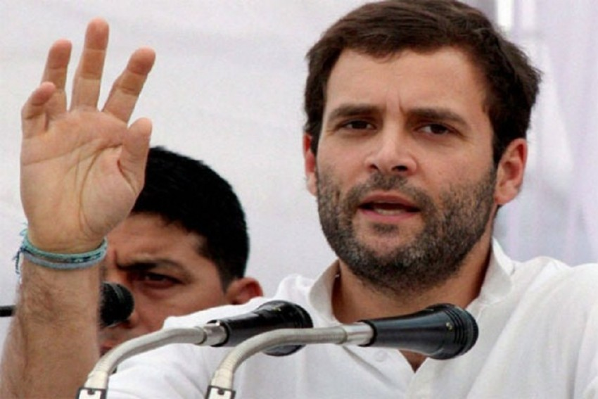 Rahul Gandhi Targets Centre Over Farmer Suicides, Says 9,000 Farmers Committed Suicide In 3 Years