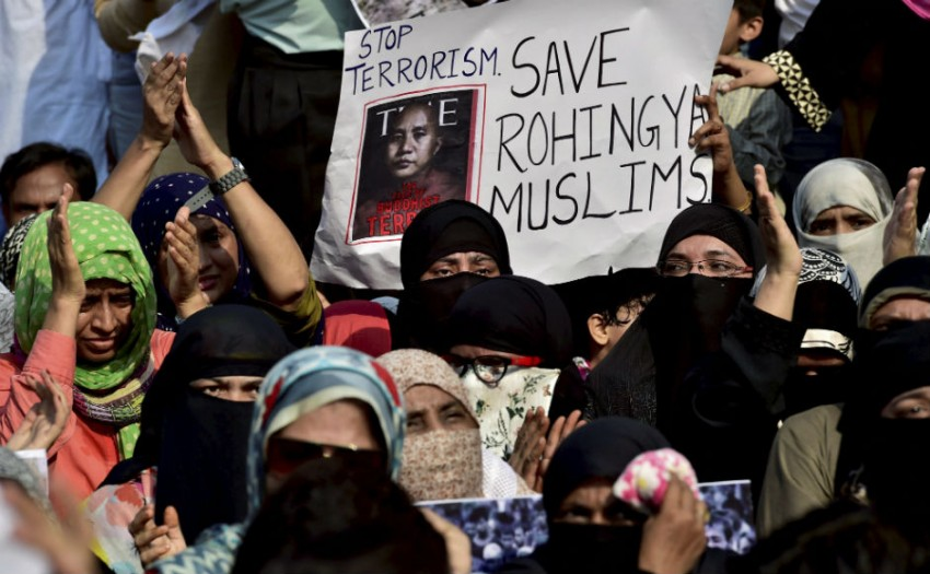 In The Quest For A Strategic Role: India, China And The Rohingya Crisis