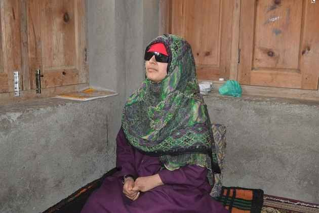 Blinded By Pellets During Unrest, Kashmir Teen Insha Mushtaq Clears Class 10 Boards