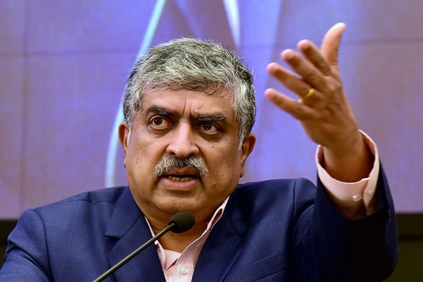 There Is 'Hundred Per Cent' An 'Orchestrated Campaign' To Malign Aadhaar, Says Former UIDAI Chairman Nandan Nilekani
