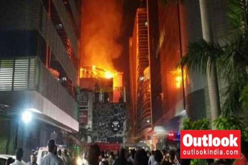 Kamala Mills Fire: Owners Of 1Above Pub Arrested By Mumbai Police