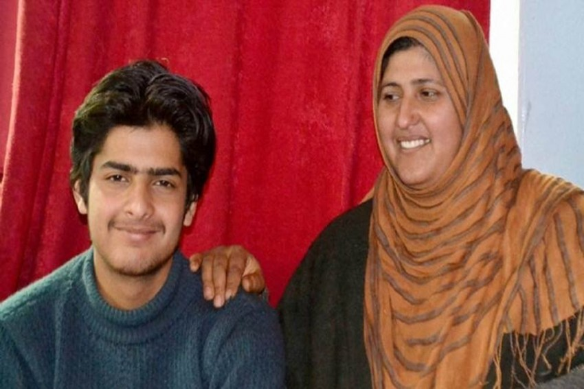 Afzal Guru's Son, Burhan Wani's Brother Pass Class 12 Exams With Flying Colours