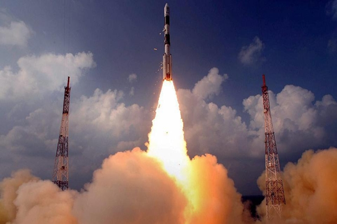ISRO Launches Its 100th Satellite 'Cartosat-2' From Sriharikota
