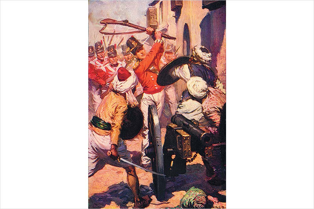 The British, The Marathas And The Mahars