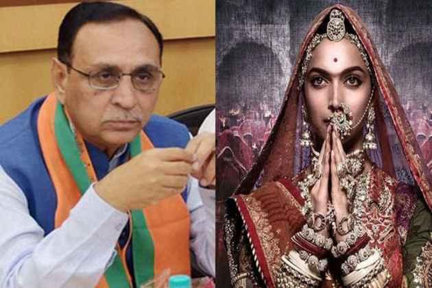 Padmavat' Will Not Be Released In Gujarat: CM Vijay Rupani