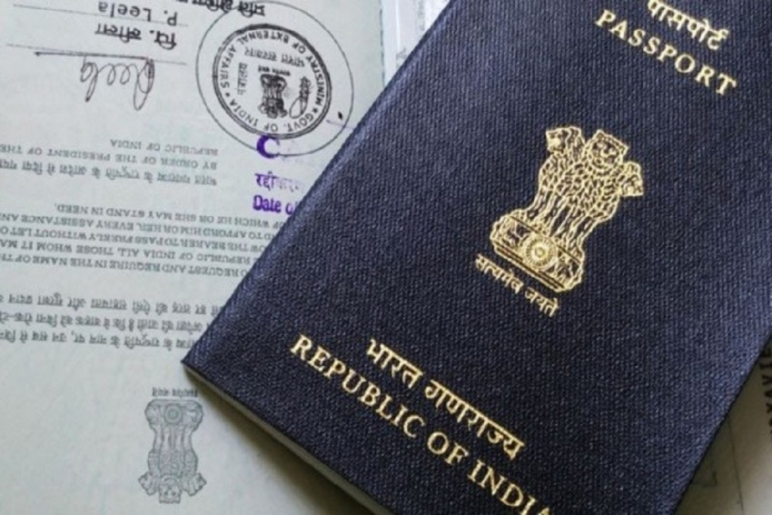 Government May Remove Address Details From Passport And Change Colour To Orange