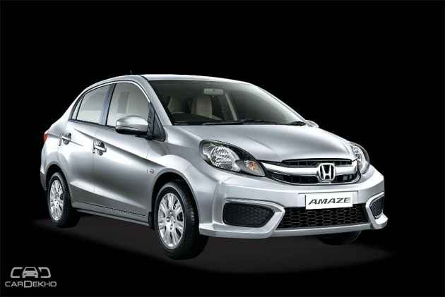 Honda City, Amaze And WR-V Special Editions Launched