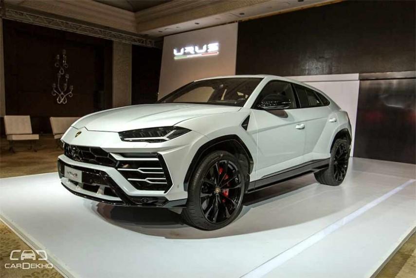 Lamborghini Suv Price >> Lamborghini Urus Price In India Revealed