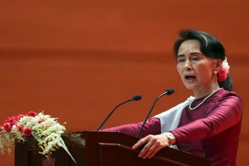 Myanmar Army's Admission of Killings A 'Positive Step', Says Aung San Suu Kyi