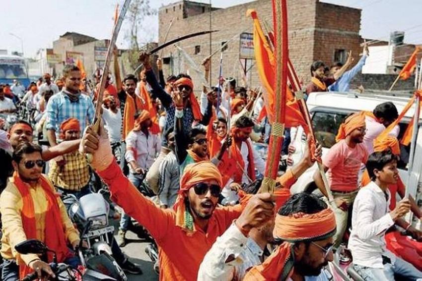 Alleging 'Love Jihad', Hindu Yuva Vahini Workers Thrash Three Muslim Men In UP's Baghpat