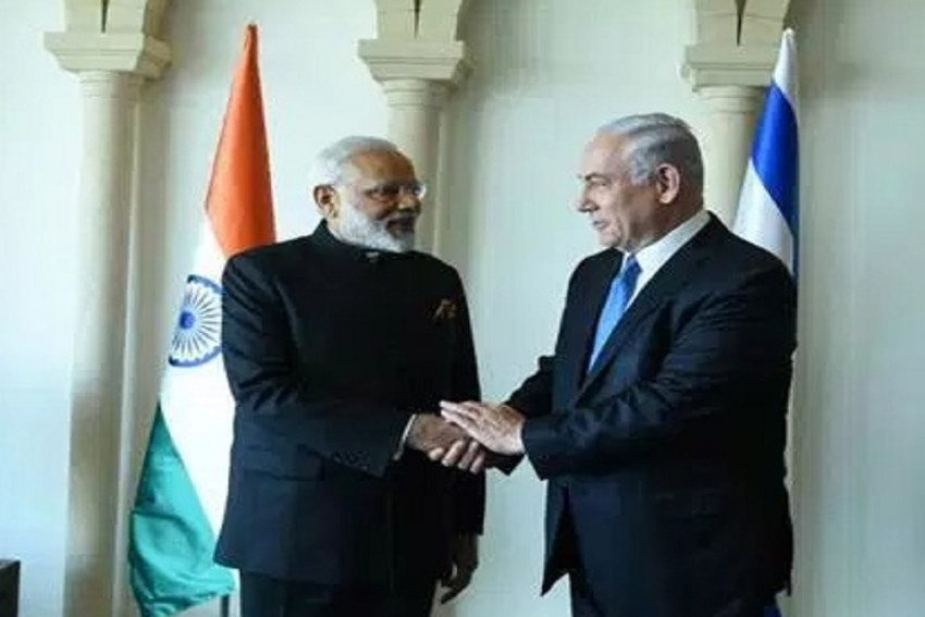 India Inks 9 MoUs With Israel To Boost Bilateral Ties