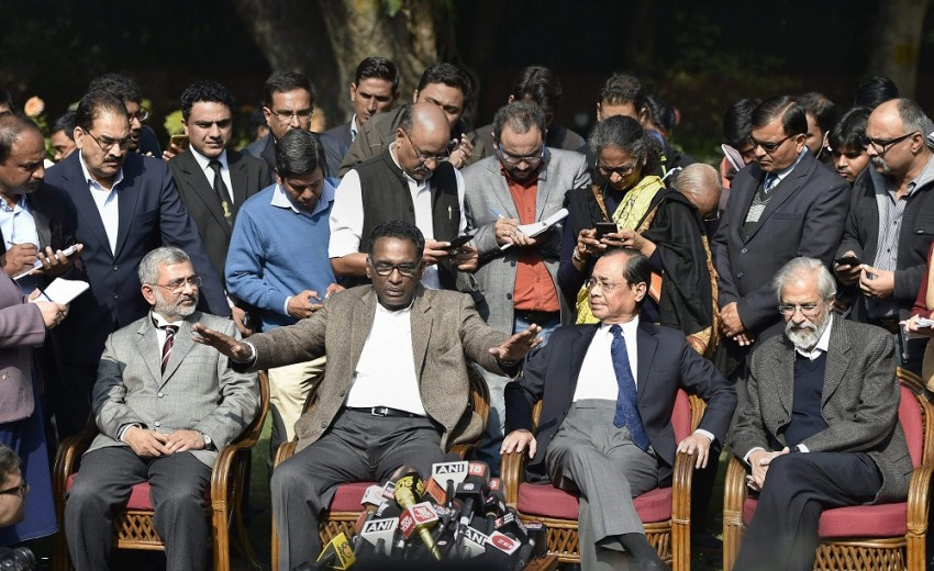 Judges Fallout Spotlights How Judiciary Scuttled The System Of Mutual Checks And Balances