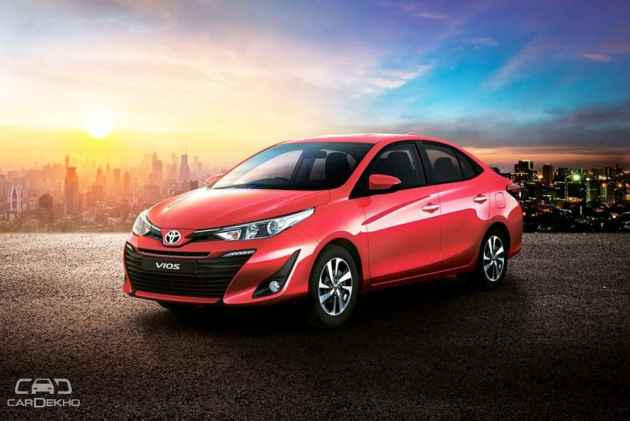 Toyota Vios (Yaris Ativ) For Singapore Could Be Headed To India