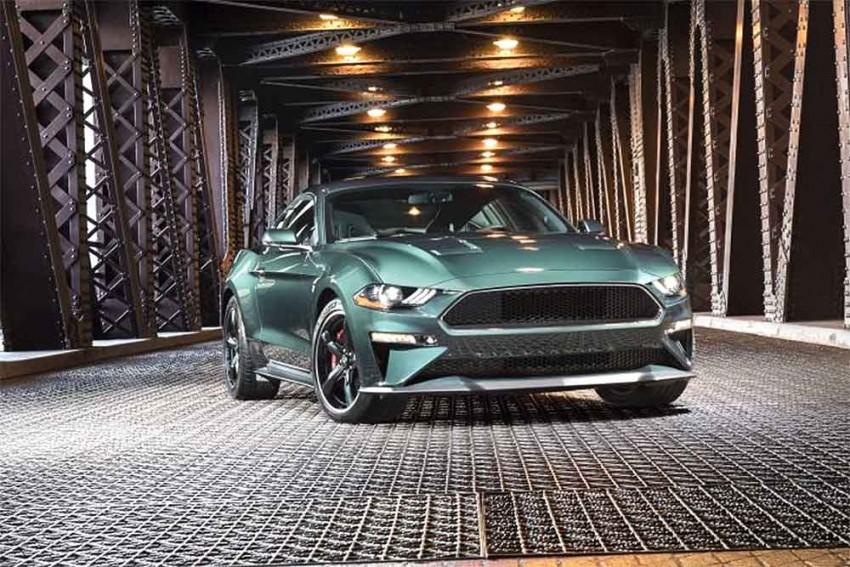 2019 Ford Mustang Bullitt Sure Looks The Part