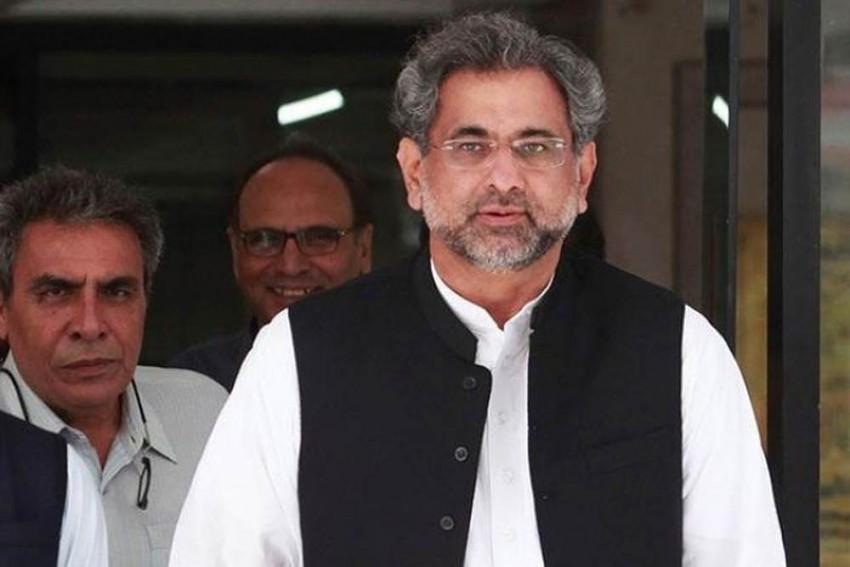 'No Case Registered Against Hafiz Saeed',  Says Pak PM Shahid Khaqan Abbasi