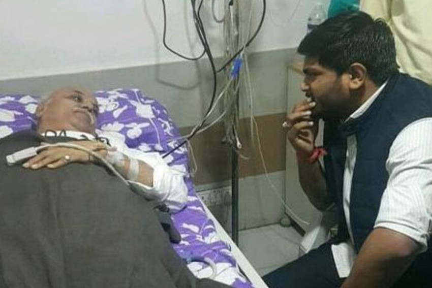 Pravin Togadia Feels Unsafe Under BJP, Was Safe During Congress' Reign: Hardik Patel