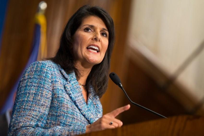 UNSC Must Step Up Pressure On Pakistan To Change Its Behaviour: US Diplomat Nikki Haley