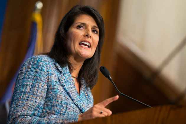 UNSC Must Step Up Pressure On Pakistan To Change Its Behaviour: US Diplomat Nikki Haley