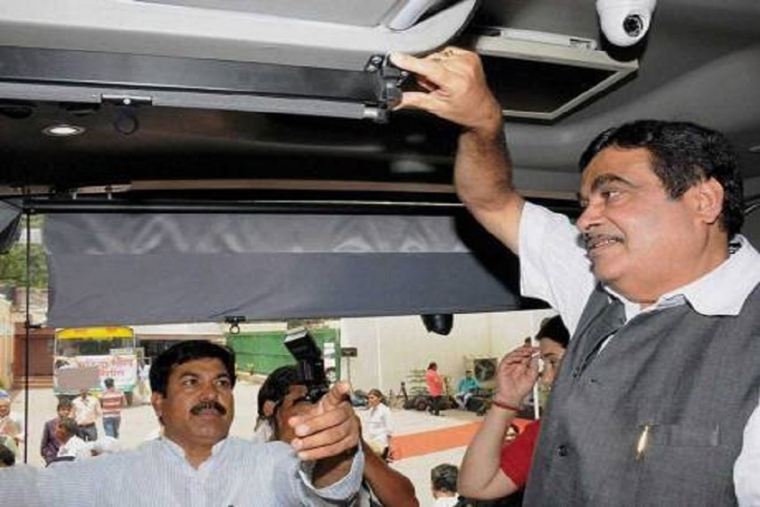Passenger Transport Vehicles Must Have GPS, Panic Buttons From 1st April