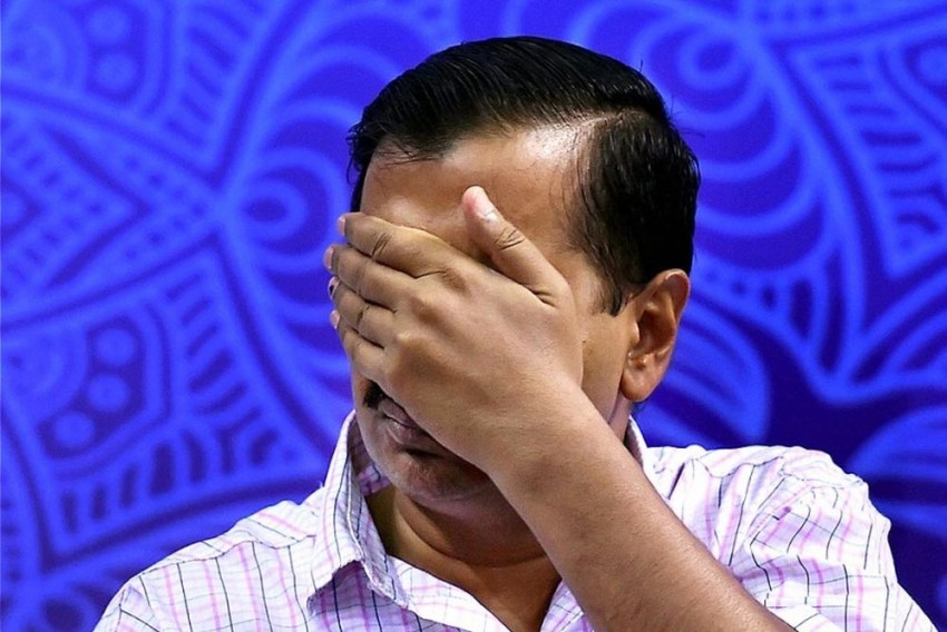 EC Has Never 'Touched This Low': AAP Slams Poll Panel For Recommending Disqualification Of 20 Of Its MLAs