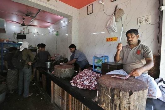 UP Government Forces Slaughterhouses Outside City Limits, Reduces Municipal Bodies' Role To Overseeing Them
